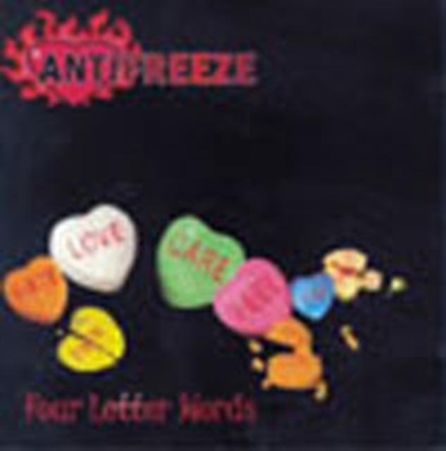 Four Letter Words (Antifreeze) (CD / Album)