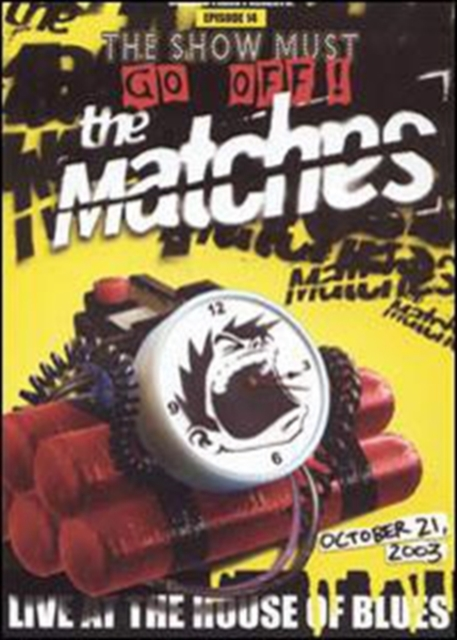 Matches: Live at the House of Blues (DVD)