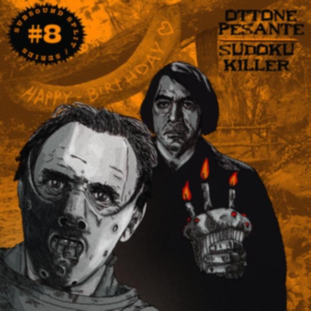"Subsound Split Series #8 (Ottone Pesante/Sudoku Killer) (Vinyl / 12"" EP)"