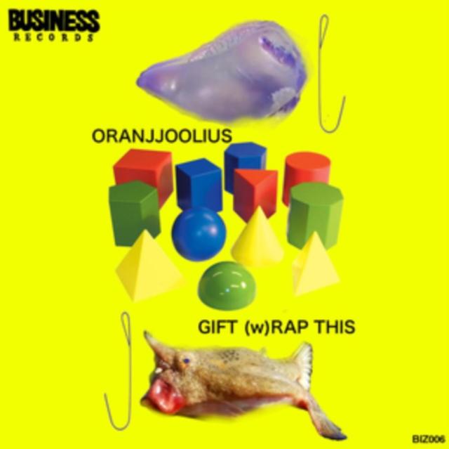 Gift (W)rap This (Oranjjoolius) (CD / Album)