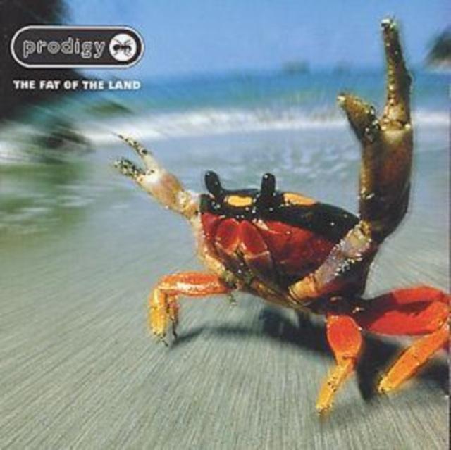 The Fat of the Land (The Prodigy) (CD / Album)