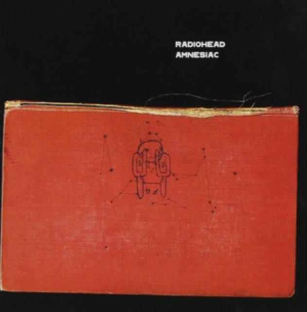 Amnesiac (Radiohead) (CD / Album)