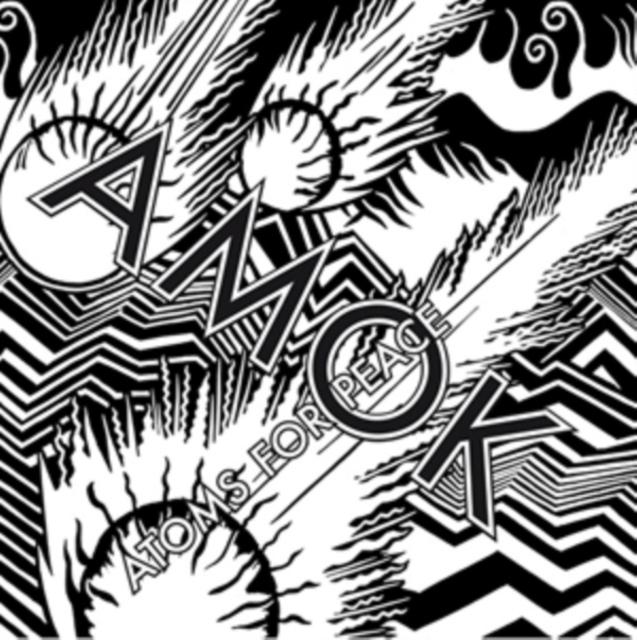 "AMOK (Atoms for Peace) (Vinyl / 12"" Album)"