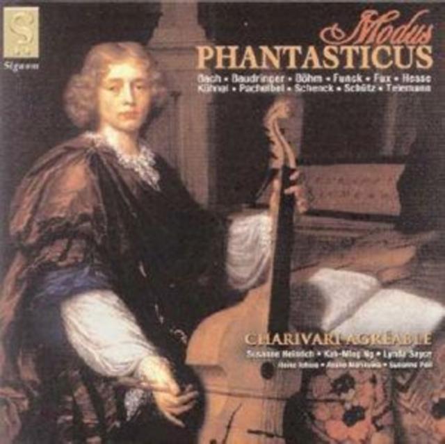 Modus Phantasticus (Heinrich/sayce/ichise/morikawa) (CD / Album)
