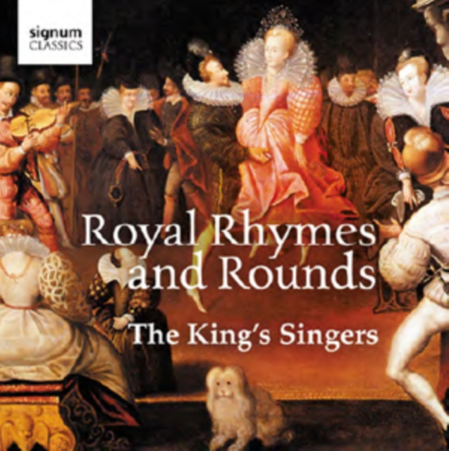 The King's Singers: Royal Rhymes and Rounds (CD / Album)