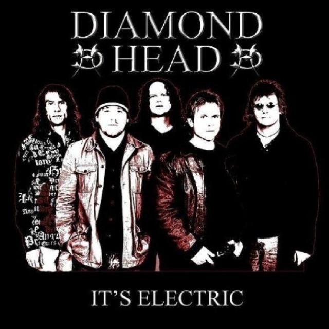 It's Electric (Diamond Head) (CD / Album)