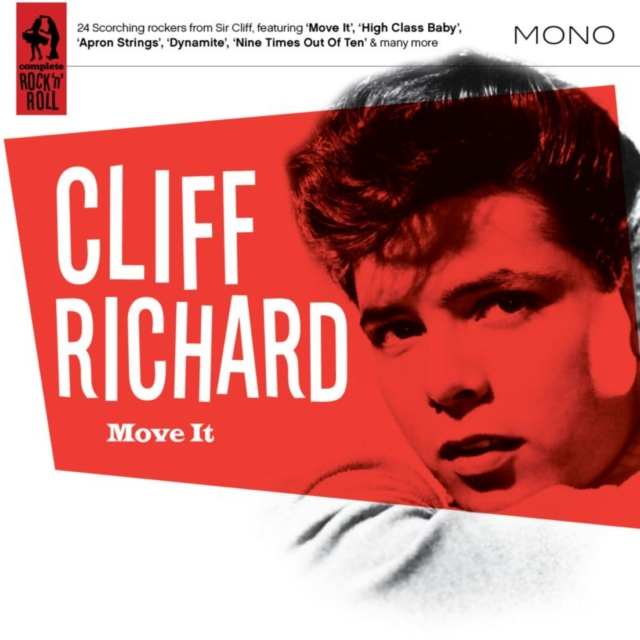 Move It (Cliff Richard) (CD / Album)