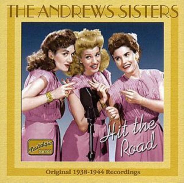 Hit the Road: Original Recordings 1938 - 1944 (CD / Album)