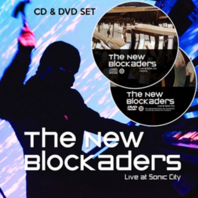 Live at Sonic City (New Blockaders) (CD)