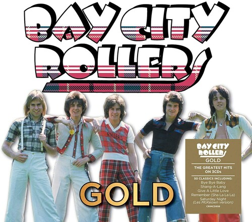 Gold (Bay City Rollers) (CD / Box Set)