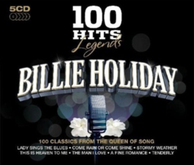 Billie Holiday (Billie Holiday) (CD / Box Set)