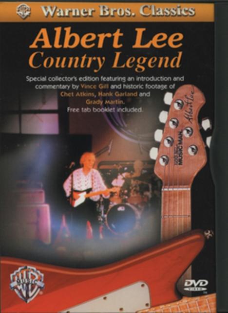 Albert Lee: Country Legend (DVD)