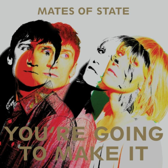 """You're Going to Make It (Mates of State) (Vinyl / 12"""" Album)"""