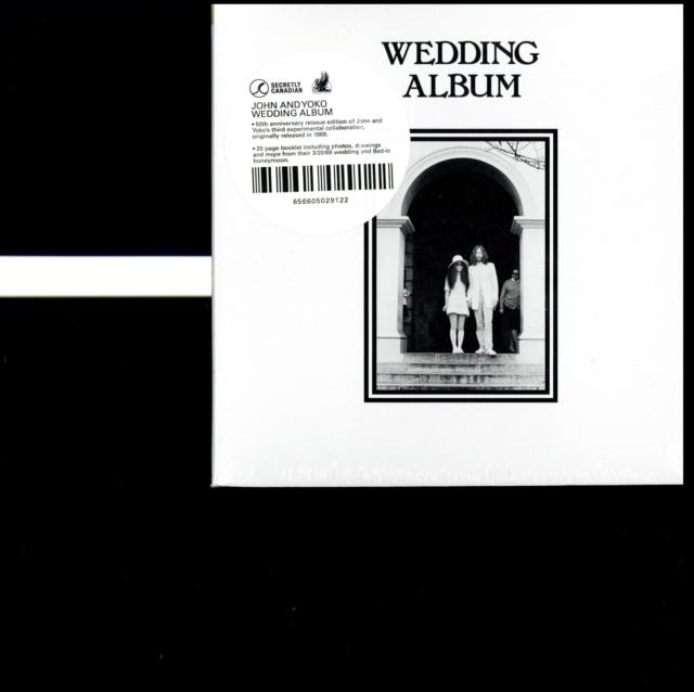 Wedding Album (John Lennon and Yoko Ono) (CD / Album)