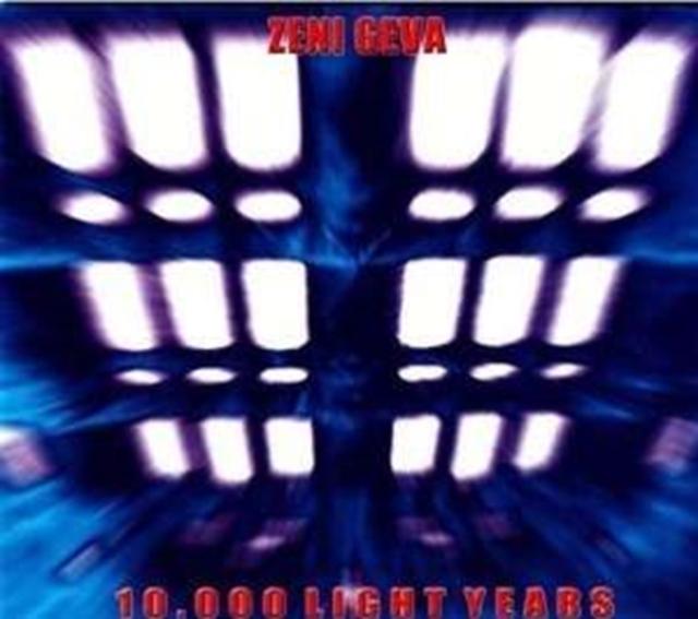10,000 Light Years (Zeni Geva) (CD / Album)