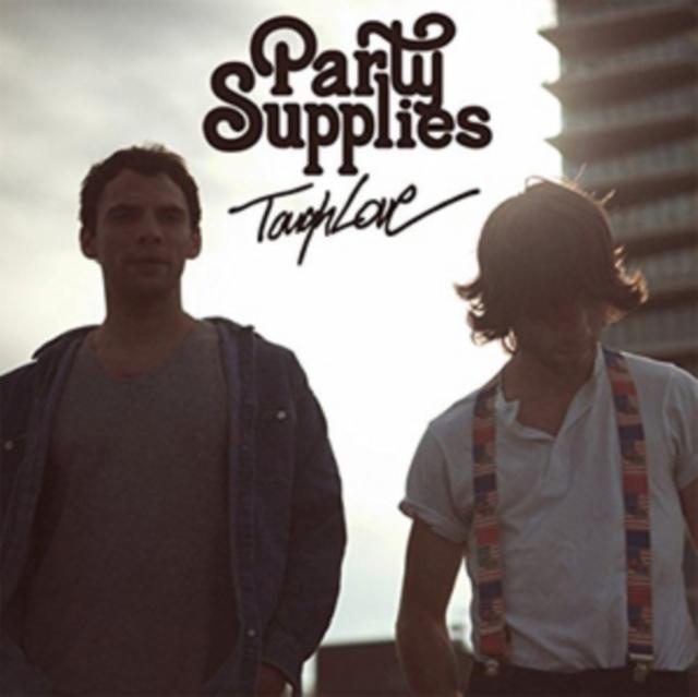 Tough Love (Party Supplies) (CD)