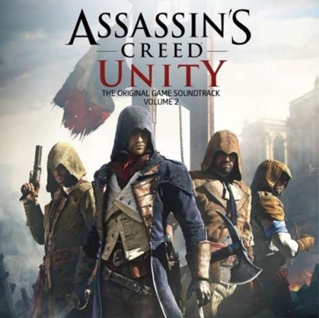 Assassins Creed Unity The Original Game (Sarah Schachner) (CD / Album)