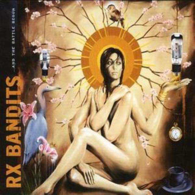 ...and the Battle Begun (RX Bandits) (CD / Album)