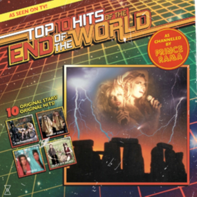 Top Ten Hits of the End of the World (Prince Rama) (CD / Album)
