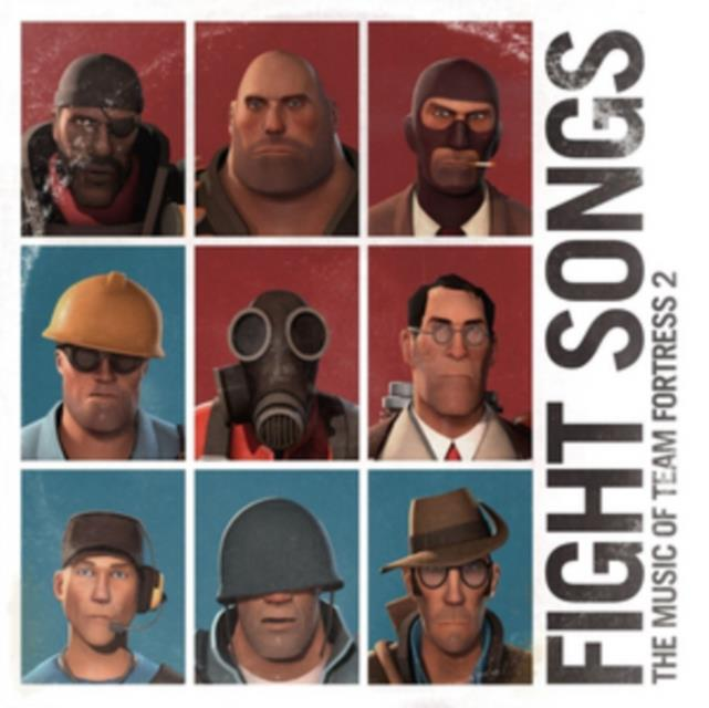 Fight Songs: The Music of Team Fortress 2 (CD / Album)