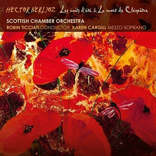Hector Berlioz: Les Nuits D't & La Mort De Cloptre (CD / Album)