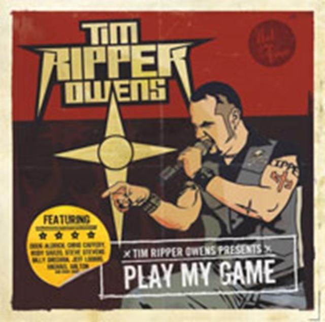 Play My Game (Tim 'Ripper' Owens) (CD / Album)