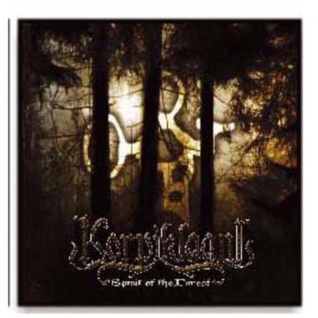 Spirit of the Forest (Korpiklaani) (CD / Album)