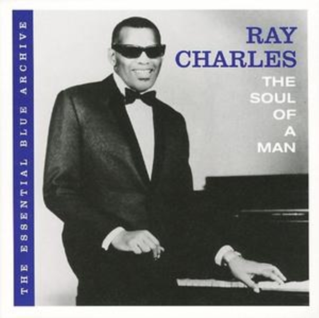 The Soul of a Man (Ray Charles) (CD / Album)