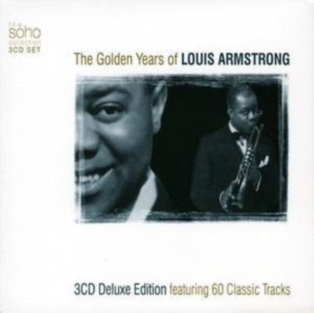 The Golden Years of Louis Armstrong (Louis Armstrong) (CD / Album)