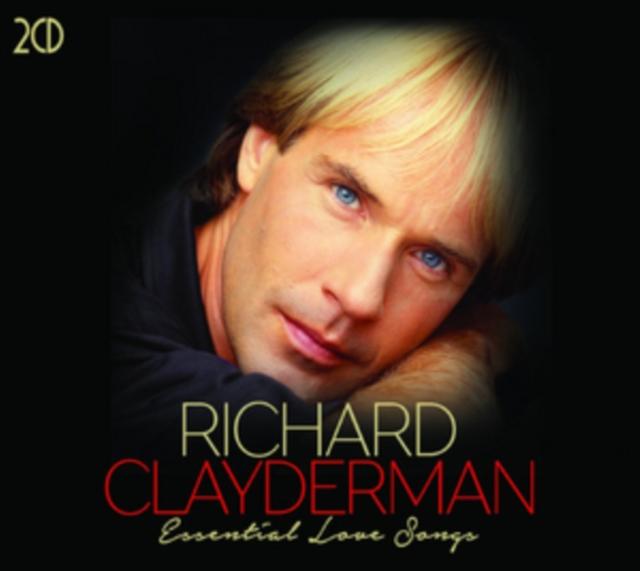 Essential Love Songs (Richard Clayderman) (CD / Album)