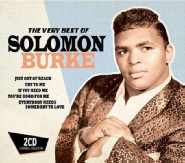 The Very Best of Solomon Burke (Solomon Burke) (CD / Album)
