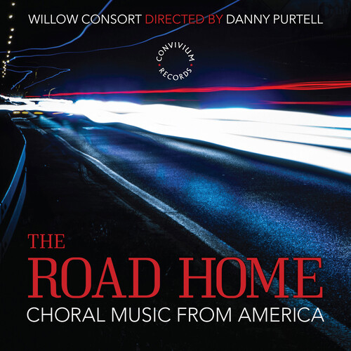 The Road Home: Choral Music from America (CD / Album)