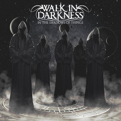 In The Shadows Of Things (Walk in Darkness) (CD)