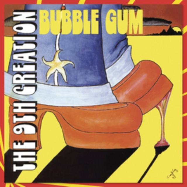 """Levně Bubble Gum (The 9th Creation) (Vinyl / 12"""" Album)"""