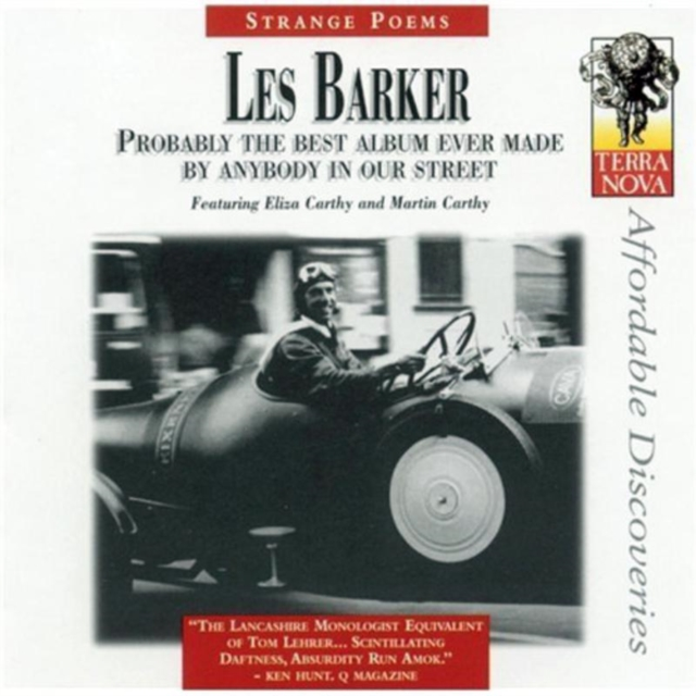 Probably The Best Album Ever Made By Anybody In Our Street (Les Barker) (CD / Album)