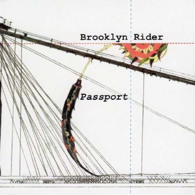 Passport (Brooklyn Rider) (CD / Album)