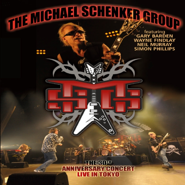 Michael Schenker Group: Live in Tokyo - 30th Anniversary Concert (DVD)