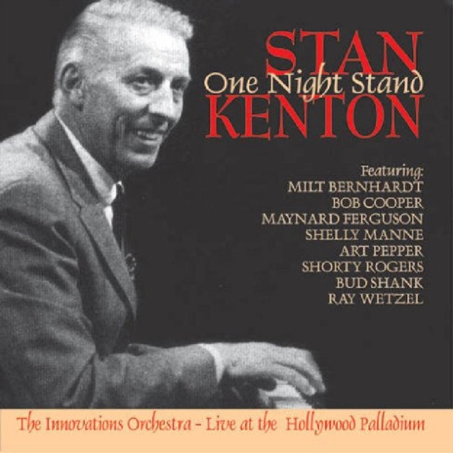 One Night Stand (Stan Kenton) (CD / Album)