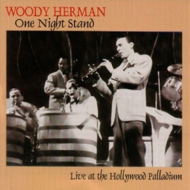 One Night Stand: Live at the Hollywood Palladium March 1951 (Woody Herman) (CD / Album)