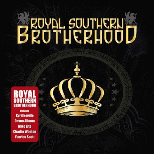 Royal Southern Brotherhood (Royal Southern Brotherhood) (CD)