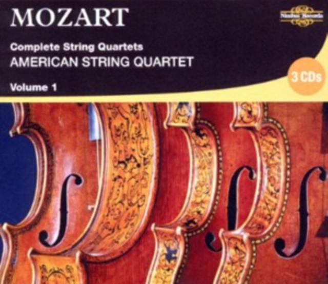 Mozart: Complete String Quartets (CD / Album)