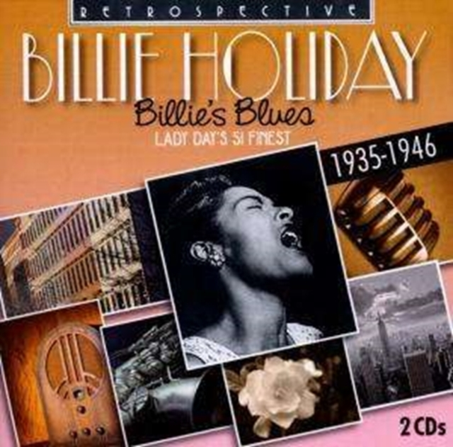 "Billie Holiday Billies Blues 2Cd (""Holiday, Billie"") (CD / Album)"