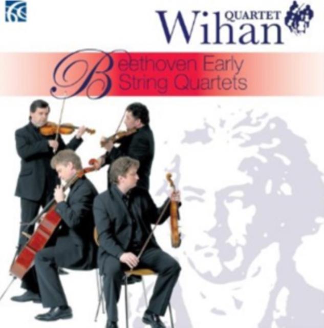 Ludwig Van Beethoven: Early String Quartets (CD / Album)
