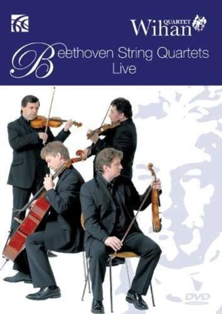 Beethoven String Quartets: Wihan Quartet (DVD)
