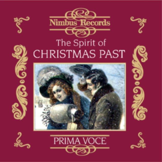The Spirit of Christmas Past (CD / Album)