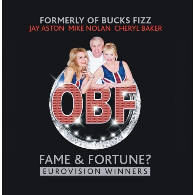 Fame & Fortune? (Formerly of Bucks Fizz) (CD / Album)