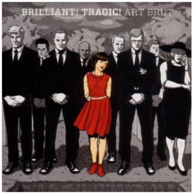 Brilliant! Tragic! (Art Brut) (CD / Album)