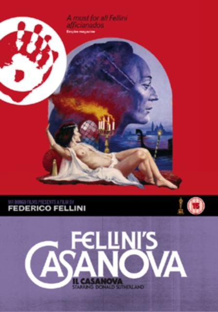 Fellini's Casanova (Federico Fellini) (DVD)