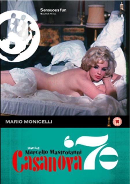 Casanova '70 (Mario Monicelli) (DVD)