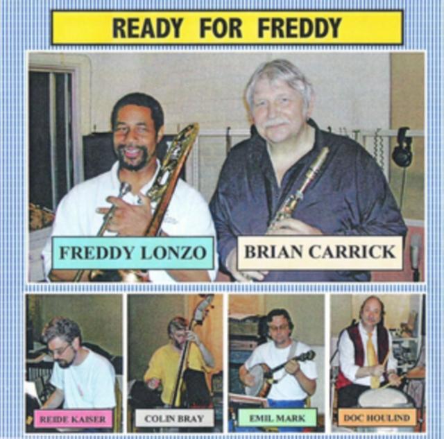 Ready for Freddy (Freddy Lonzo) (CD / Album)